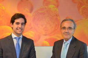 Alejandro Soto Carbajal y Vicente Sánchez Velasco