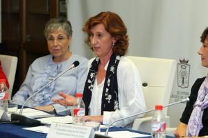 Intervención de Patricia Rosety en la Cumbre de Mujeres Juristas