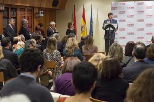 El ministro Rafael Catalá clausura los Premios Puñetas de ACIJUR