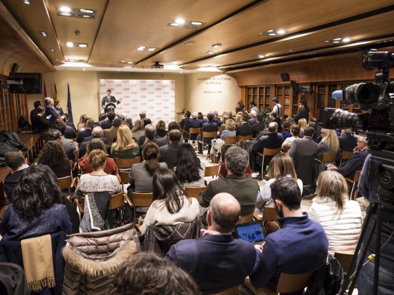 ACIJUR convocatoria entrega Premios Puñetas