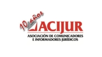 logo ACIJUR, 10º aniversario