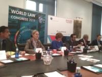 Desayuno informativo con la Asociación Mundial de Juristas