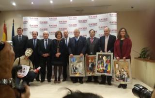 Foto de Grupo. IX Premios Puñetas de ACIJUR