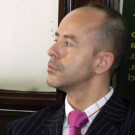 Jesús Alonso, teniente fiscal de la Fiscalía de la Audiencia Nacional