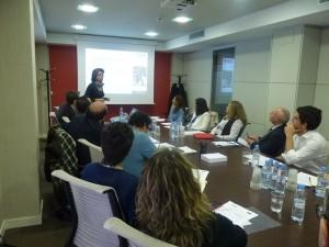 I Curso de Derecho para Periodistas de ACIJUR, aula