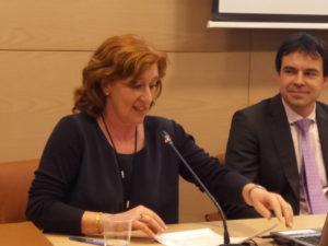 Presidenta de ACIJUR, Patricia Rosety, participa en jornada Lawyerpress