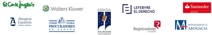 Patrocinadores Premios Puñetas de ACIJUR 2018