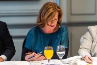 Patricia Rosety, presidenta de ACIJUR, miembro del jurado de los II Premios Confilegal