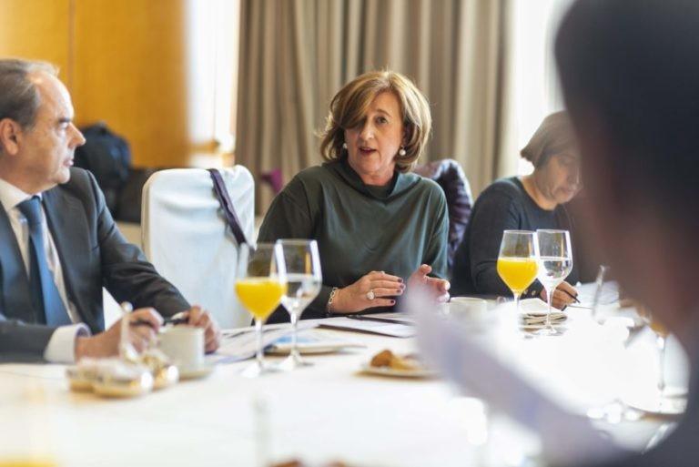 Patricia Rosety, jurado III Premios Confilegal. Foto Amapola